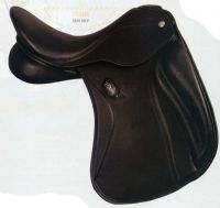 Zaldi competition dressage saddle SANJORGE PLANA